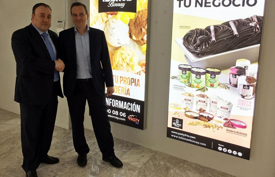 La ibense bornay abre una l nea de distribuci n horeca en for Duo harinero