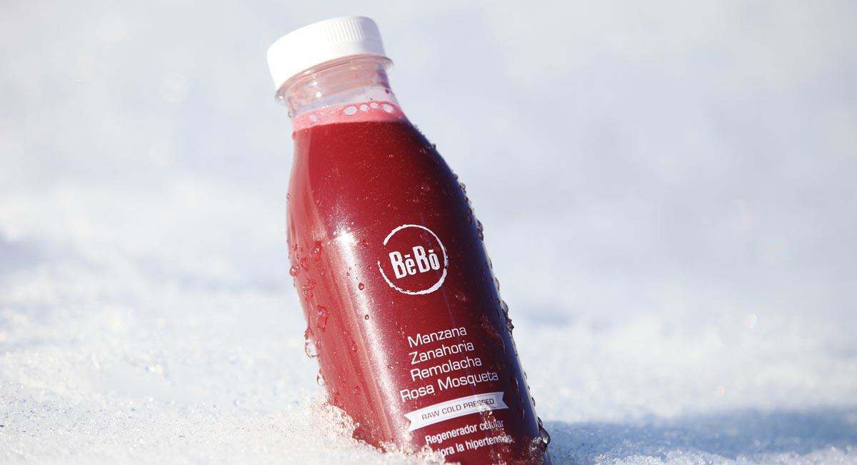 Prensado en frío, nueva tendencia en zumos.