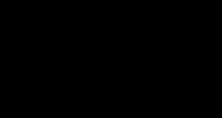 Fórmula molecular del eritritol.