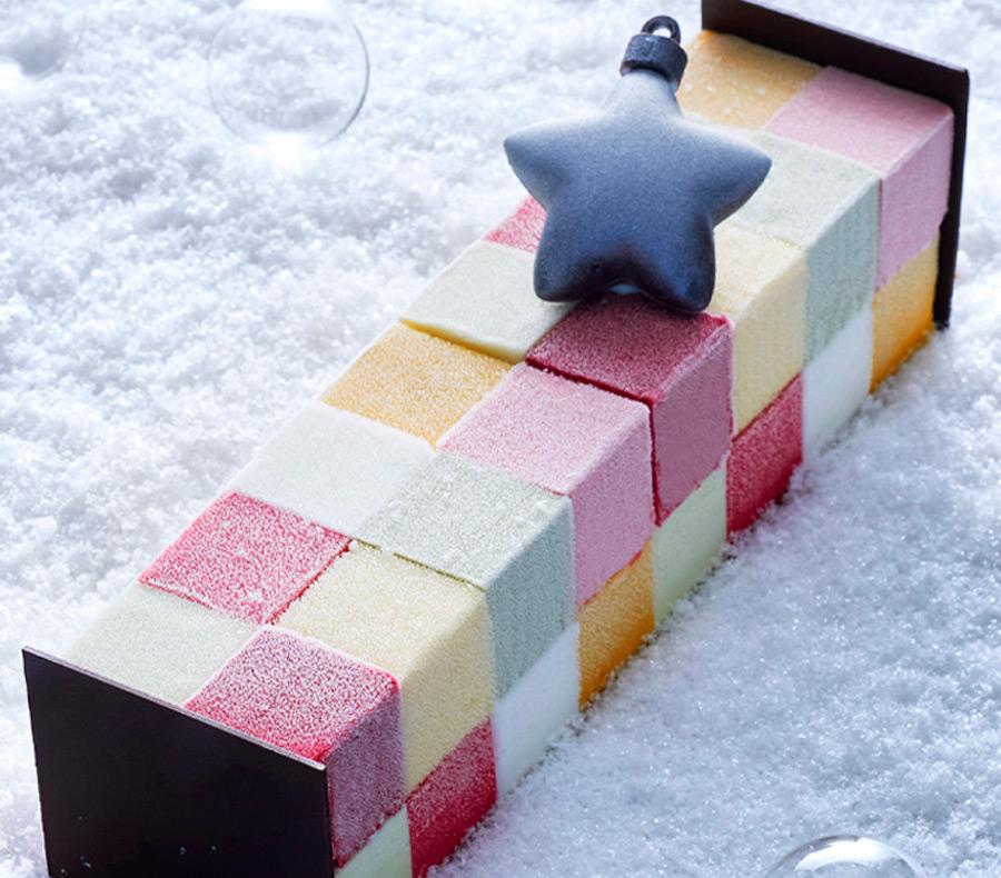 Cubo de hielo de Oberweis