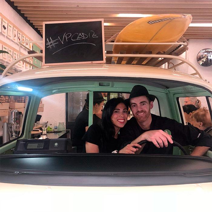Amalia y Carlos